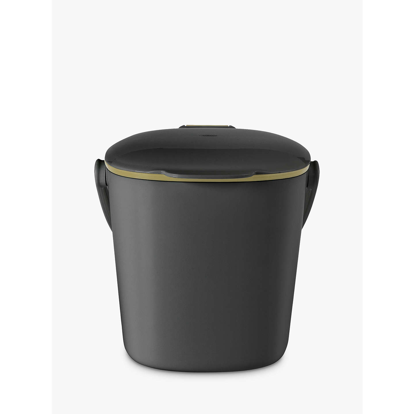 BuyOXO Compost Caddy, Grey Online at johnlewis.com