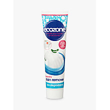 Buy Ecozone Laundry Stain Remover, 135ml Online at johnlewis.com