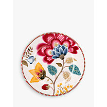 Buy PiP Studio Fantasy 17cm Dessert Plate, White Online at johnlewis.com