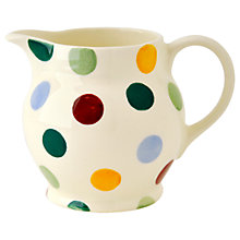 Buy Emma Bridgewater Polka Dot 1/4 Pint Jug Online at johnlewis.com