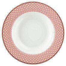 Buy PiP Studio Blooming Tales 21.5cm Soup Plate Online at johnlewis.com