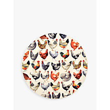 Buy Emma Bridgewater Hen & Toast Side Plate, Multi, Dia.16.5cm Online at johnlewis.com