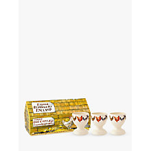 Buy Emma Bridgewater Hen & Toast Egg Cups, Set of 3 Online at johnlewis.com