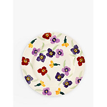 Buy Emma Bridgewater Wallflower Side Plate, Multi, Dia.22cm Online at johnlewis.com