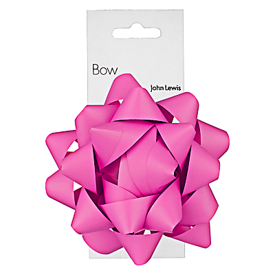 John Lewis Confetti Bow