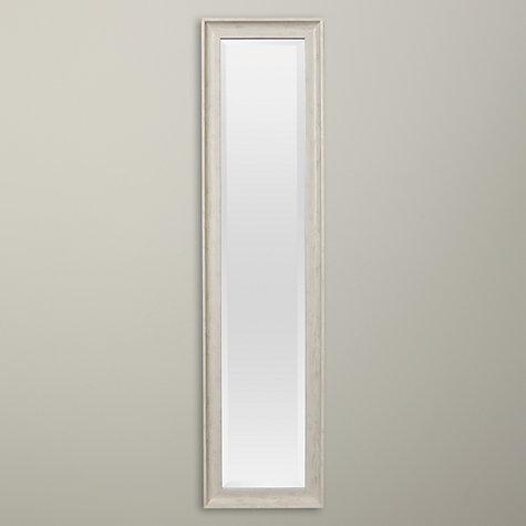 Buy john lewis coastal white texture full length mirror for White full length mirror
