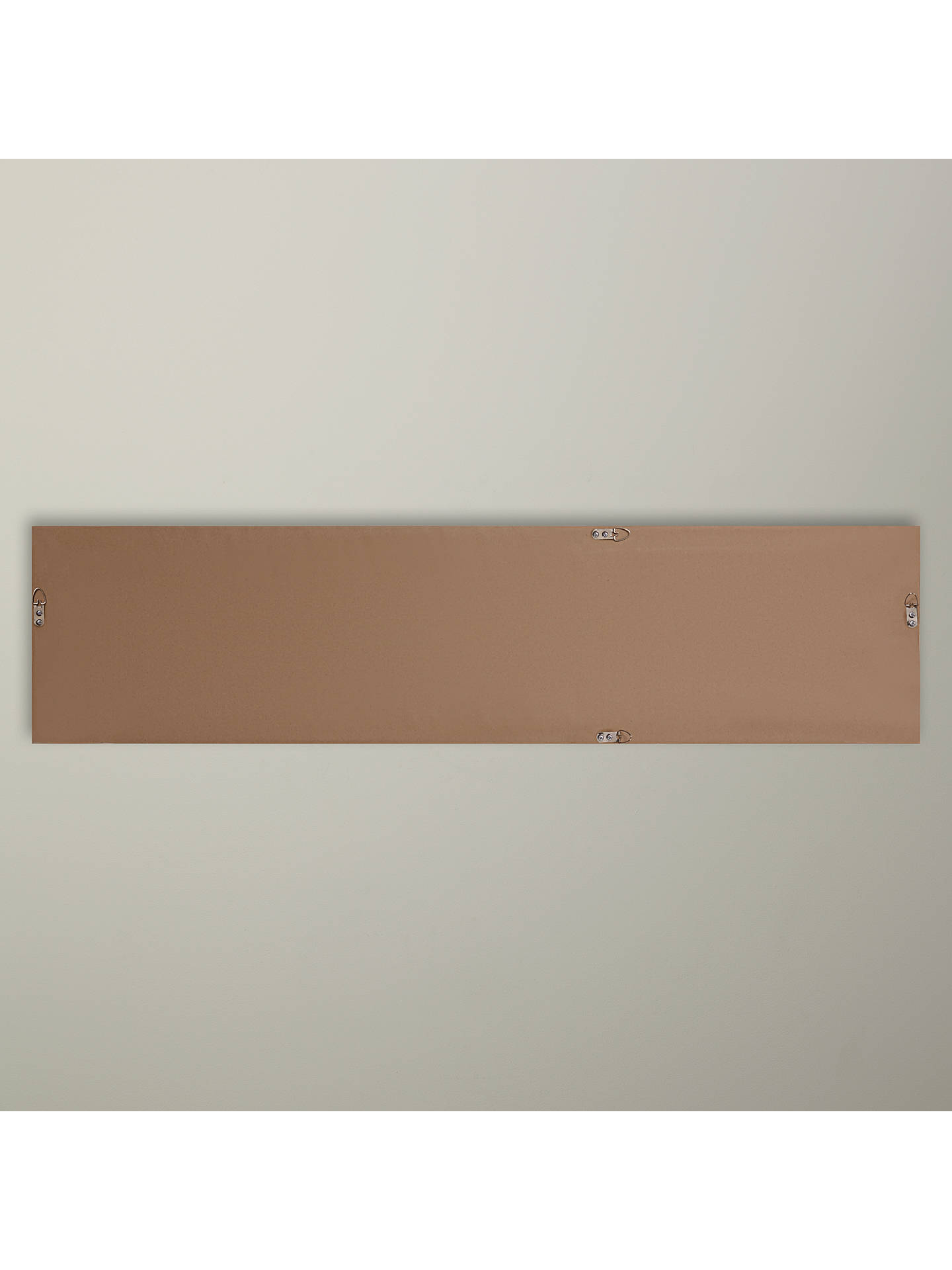 BuyJohn Lewis & Partners Coastal Texture Full Length Mirror, 120 x 40cm, White Online at johnlewis.com