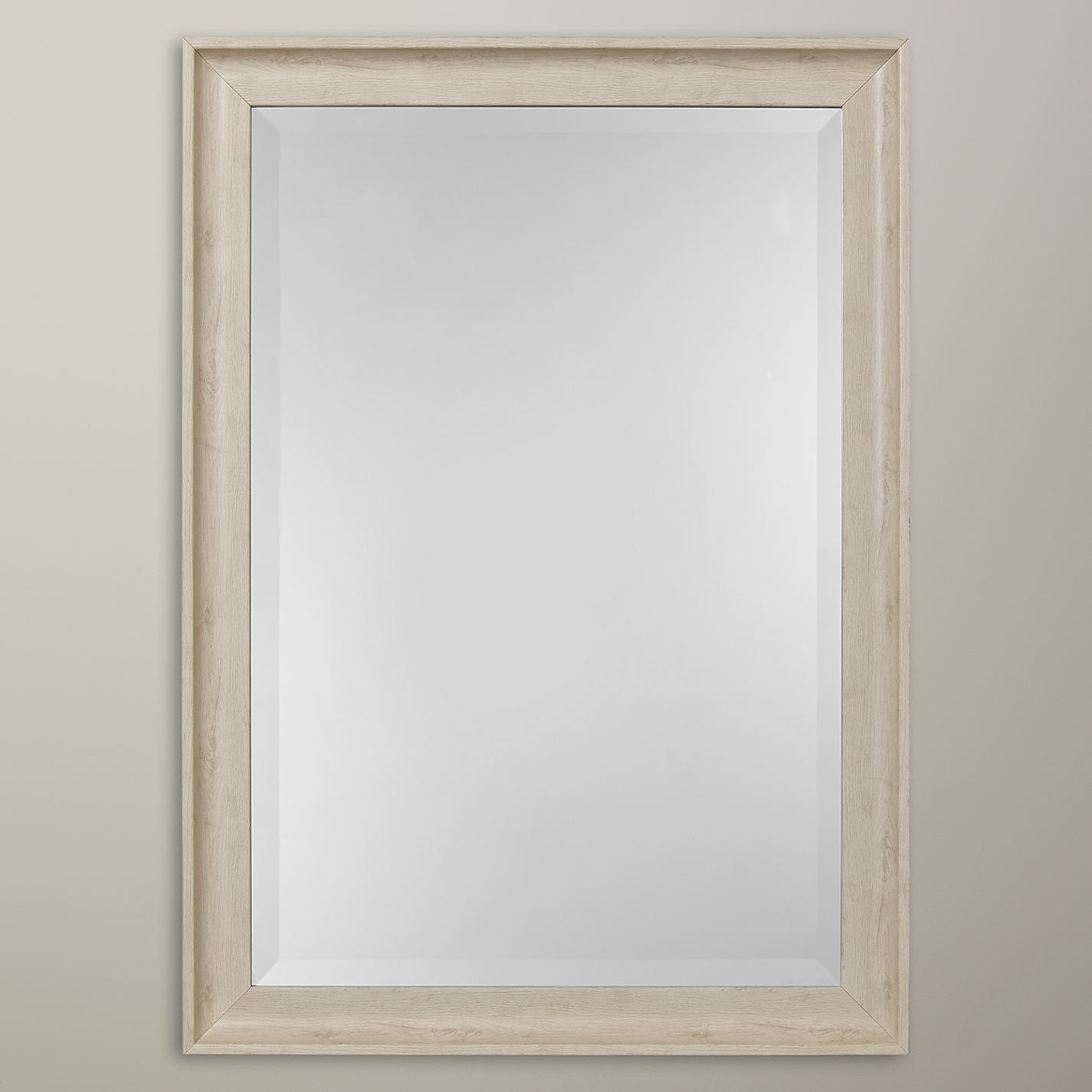 mirror john lewis. buy john lewis coastal white texture wall mirror, 50 x 70cm online at johnlewis. mirror