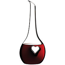 Buy Riedel Black Tie Bliss Decanter Online at johnlewis.com
