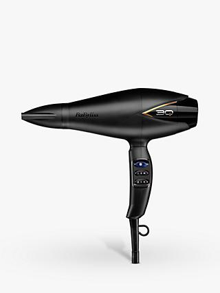 BaByliss 5665U 3Q Hair Dryer, Black