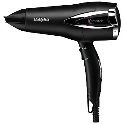 BaByliss 5361U Futura Hair Dryer 2200, Black