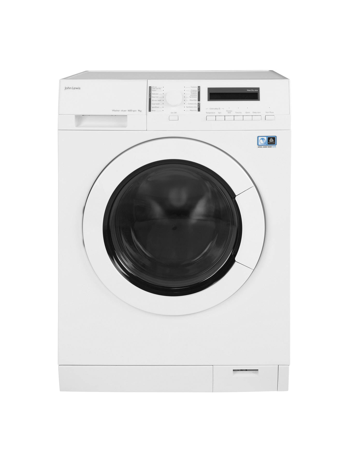 bf9e20f31ce Buy John Lewis   Partners JLWD1613 Washer Dryer