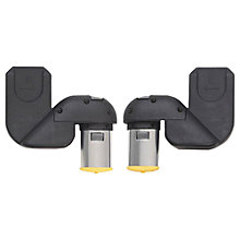 Buy iCandy Peach Lower Car Seat Adaptors Online at johnlewis.com