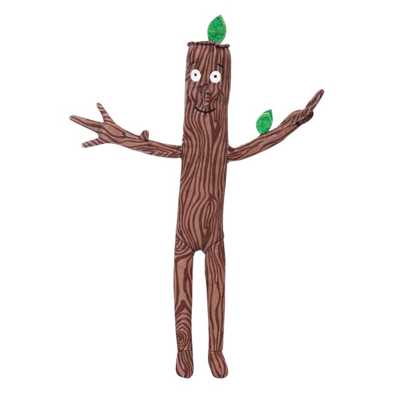 Macmillan Stick Man Plush Soft Toy