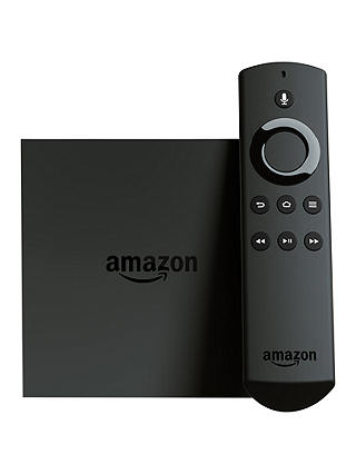 Buy Amazon Fire TV with 4K Ultra HD Online at johnlewis.com