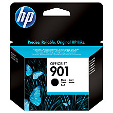Buy HP 901 OfficeJet Ink Cartridge Online at johnlewis.com