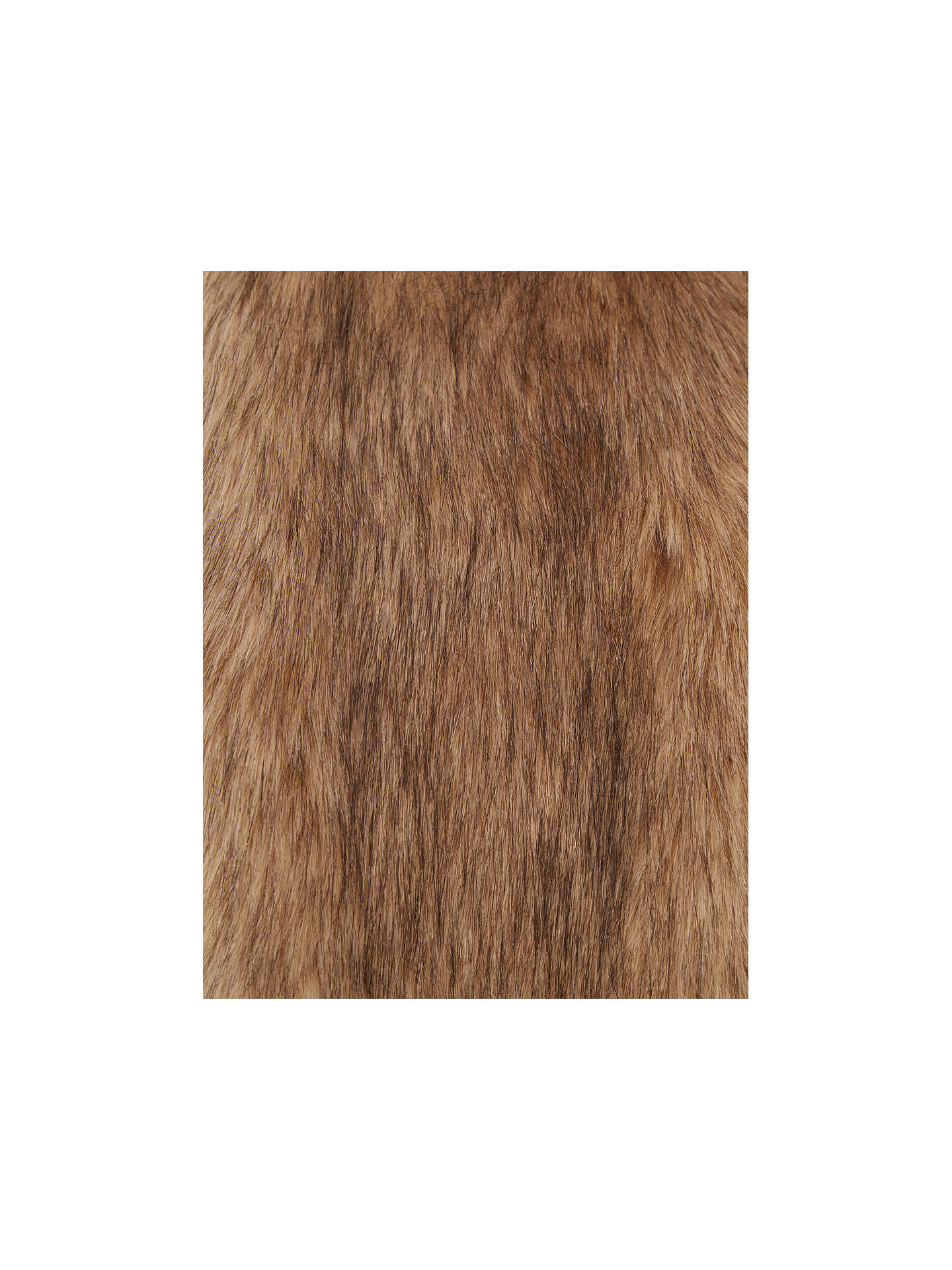 BuyOasis Faux Fur Scarf, Neutral Online at johnlewis.com