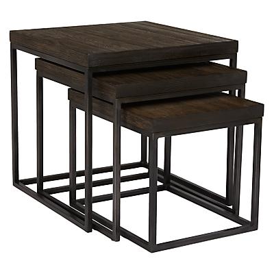 John Lewis & Partners Calia Nest Of 3 Tables