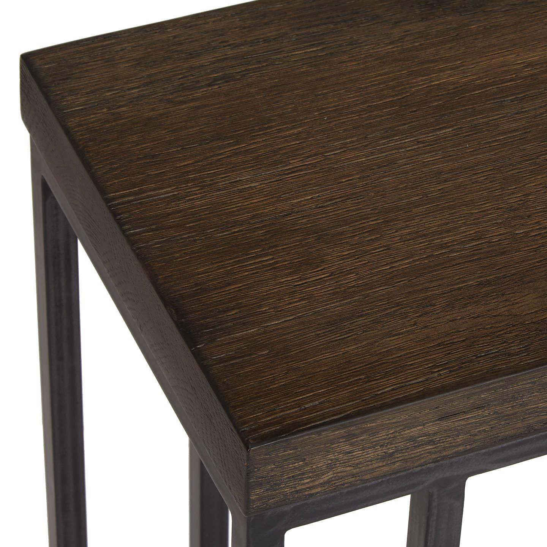 coffee table furniture. BuyJohn Lewis Calia Sofa Side Table, Dark Wood Online At Johnlewis.com Coffee Table Furniture