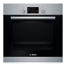 Buy Bosch HBA63B150B Pyrolytic Built-In Single Oven, Stainless Steel Online at johnlewis.com