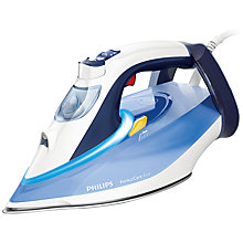 Buy Philips GC4924/20 PerfectCare Azur Steam Iron, Blue Online at johnlewis.com