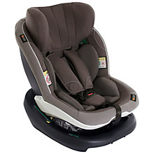 Buy BeSafe iZi Modular i-Size Car Seat, Metallic Grey Online at johnlewis.com