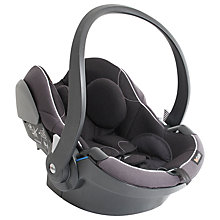 Buy BeSafe iZi Go Modular Car Seat, Black/Navy Online at johnlewis.com