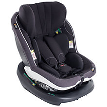 Buy BeSafe iZi Modular i-Size Car Seat, Black/Navy Online at johnlewis.com
