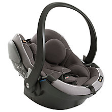 Buy BeSafe iZi Go Modular Car Seat, Metallic Grey Online at johnlewis.com