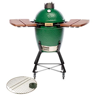 Big Green Egg Medium Ceramic BBQ, Green