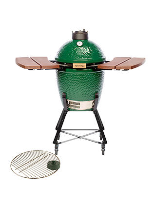 Buy Big Green Egg Medium Ceramic BBQ, Green Online at johnlewis.com