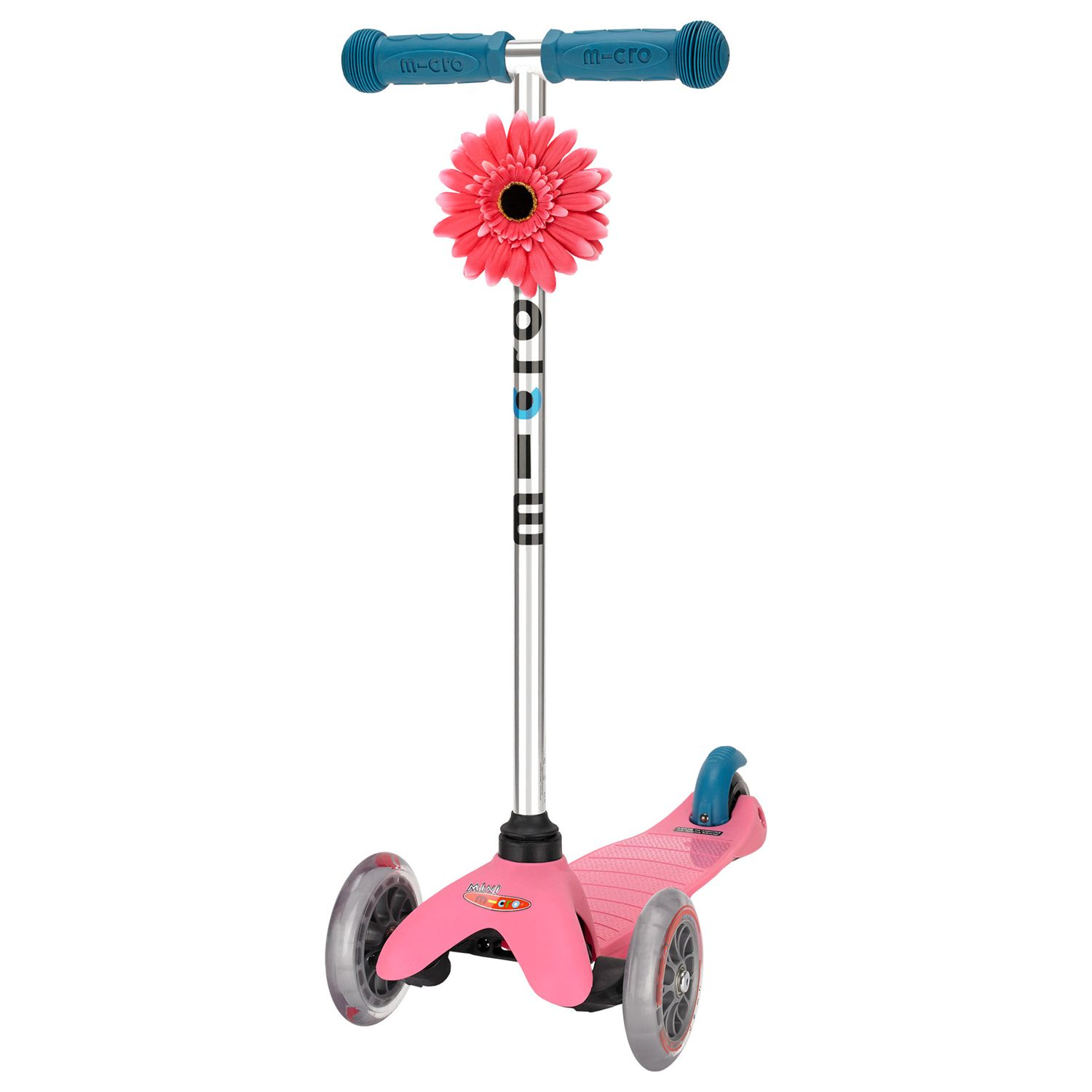 Micro Micro Scooter Flower, Pink