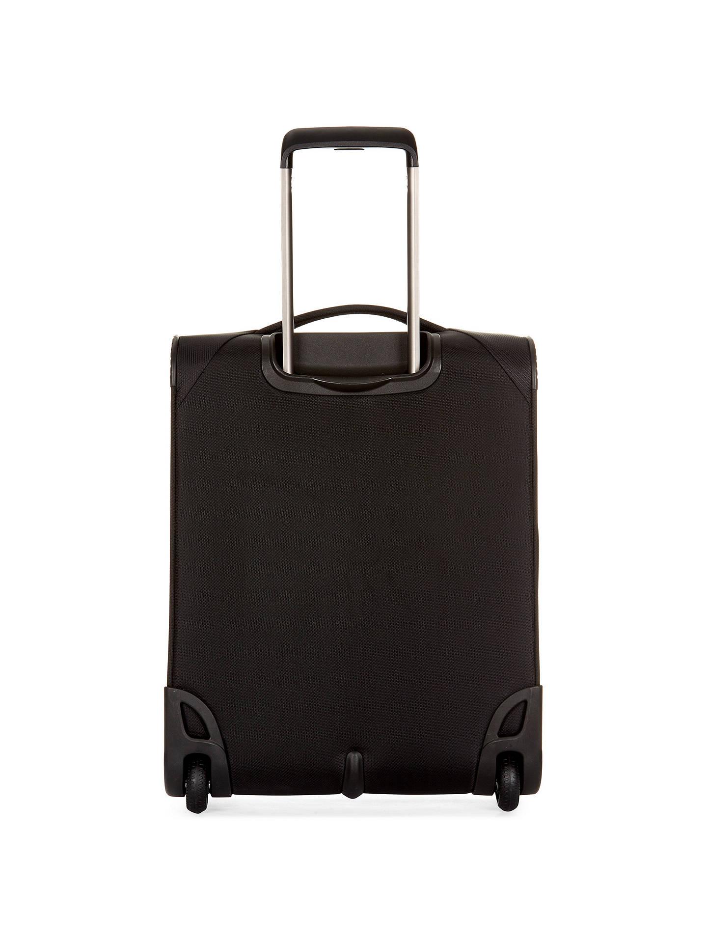 c6e65ac99 Buy Antler Cyberlite II 2-Wheel 55cm Cabin Suitcase, Black Online at  johnlewis.