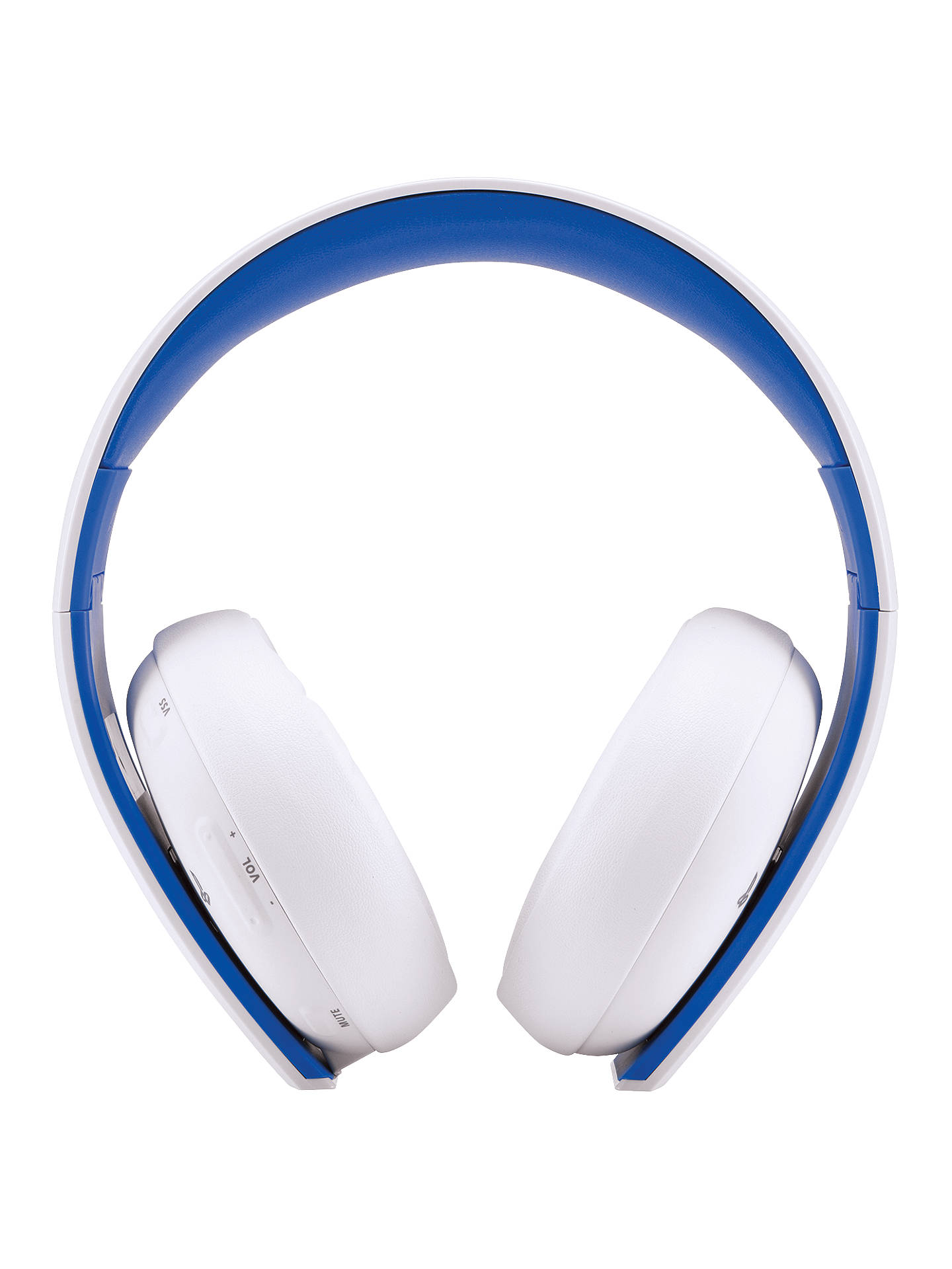 Buy Sony PlayStation Wireless Stereo Headset 2.0 for PS3 / PS4, White Online at johnlewis.com