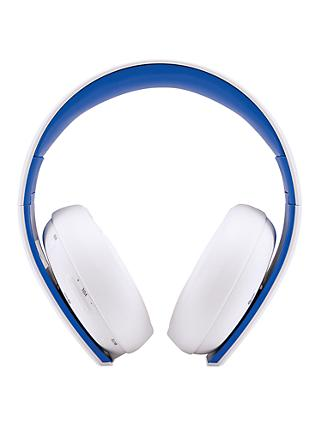 Sony PlayStation Wireless Stereo Headset 2.0 for PS3 / PS4, White