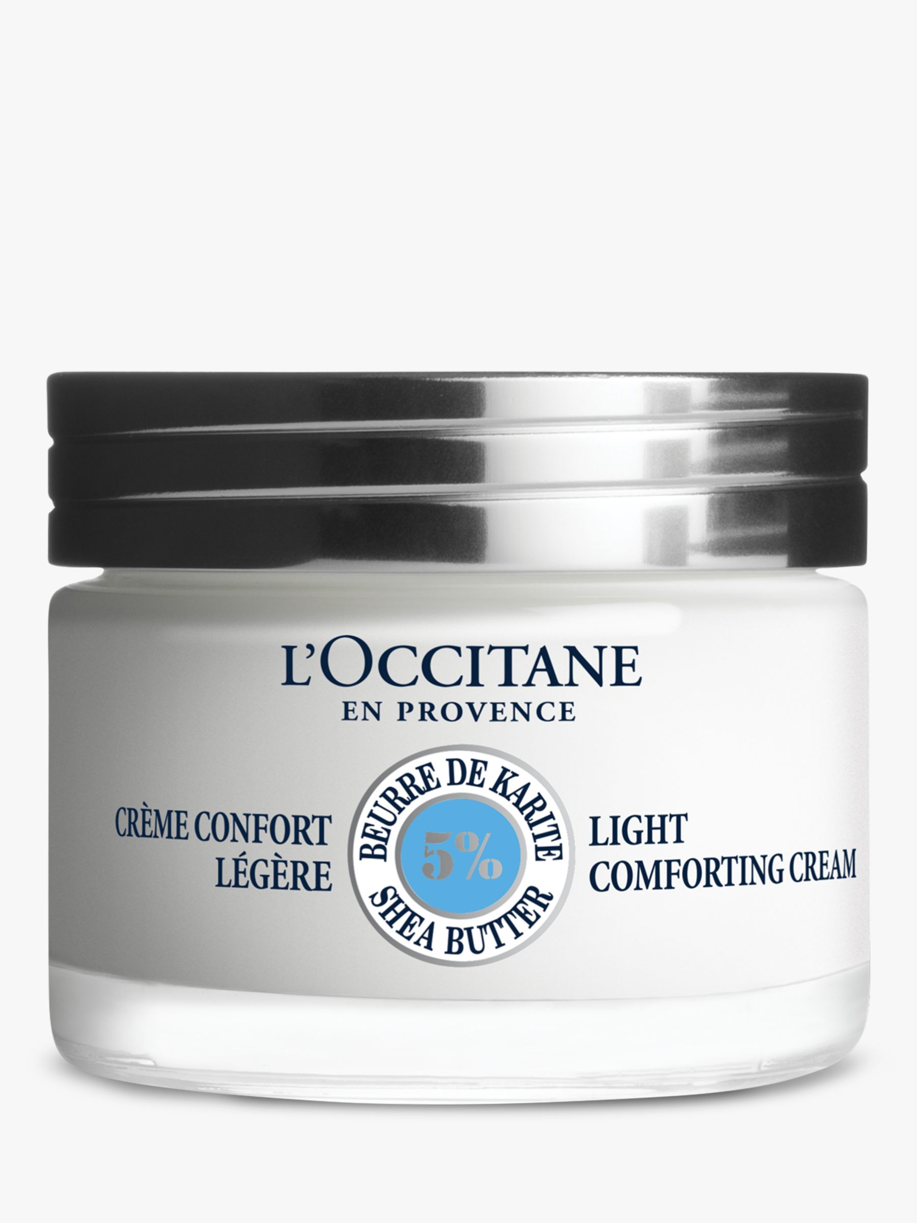 L'Occitane L'Occitane Light Shea Comforting Cream, 50ml