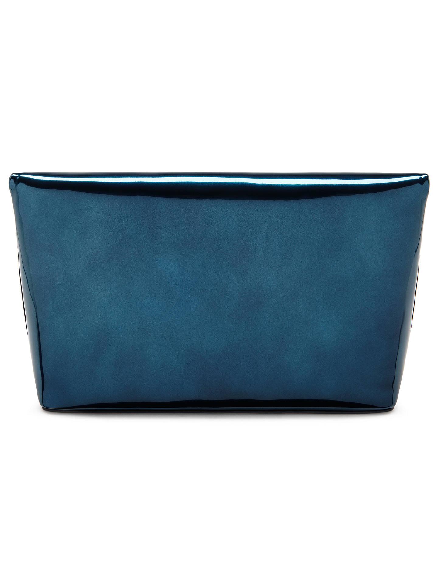 d6491c4da3 ... get buymulberry clemmie clutch bag mirror midnight blue online at  johnlewis 81402 84080