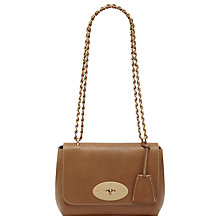 Buy Mulberry Lily Small Classic Grain Shoulder Bag Online at johnlewis.com