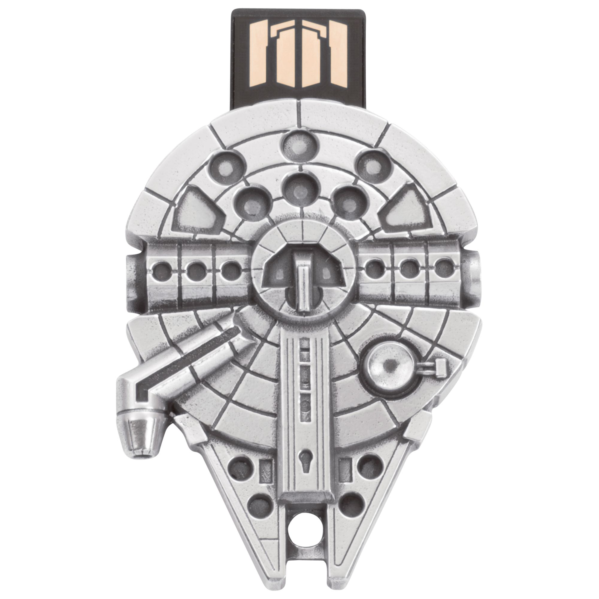 906774760d7e Royal Selangor Star Wars Millenium Falcon USB Flash Drive