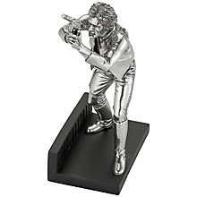 Buy Royal Selangor Star Wars Limited Edition Hans Solo Pewter Figurine Online at johnlewis.com