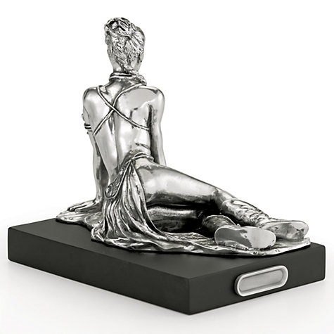 Buy Royal Selangor Star Wars Limited Edition Princess Leia Figurine Online at johnlewis.com