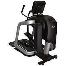 Buy Life Fitness FlexStrider Cross Trainer With Discover SI, Black Online at johnlewis.com