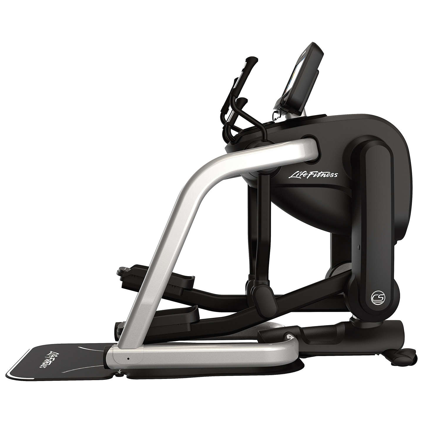 Gym Equipment John Lewis: Life Fitness FlexStrider Cross Trainer With Discover SI