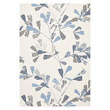 Buy John Lewis Thalia Wallpaper, Blue Haze Online at johnlewis.com