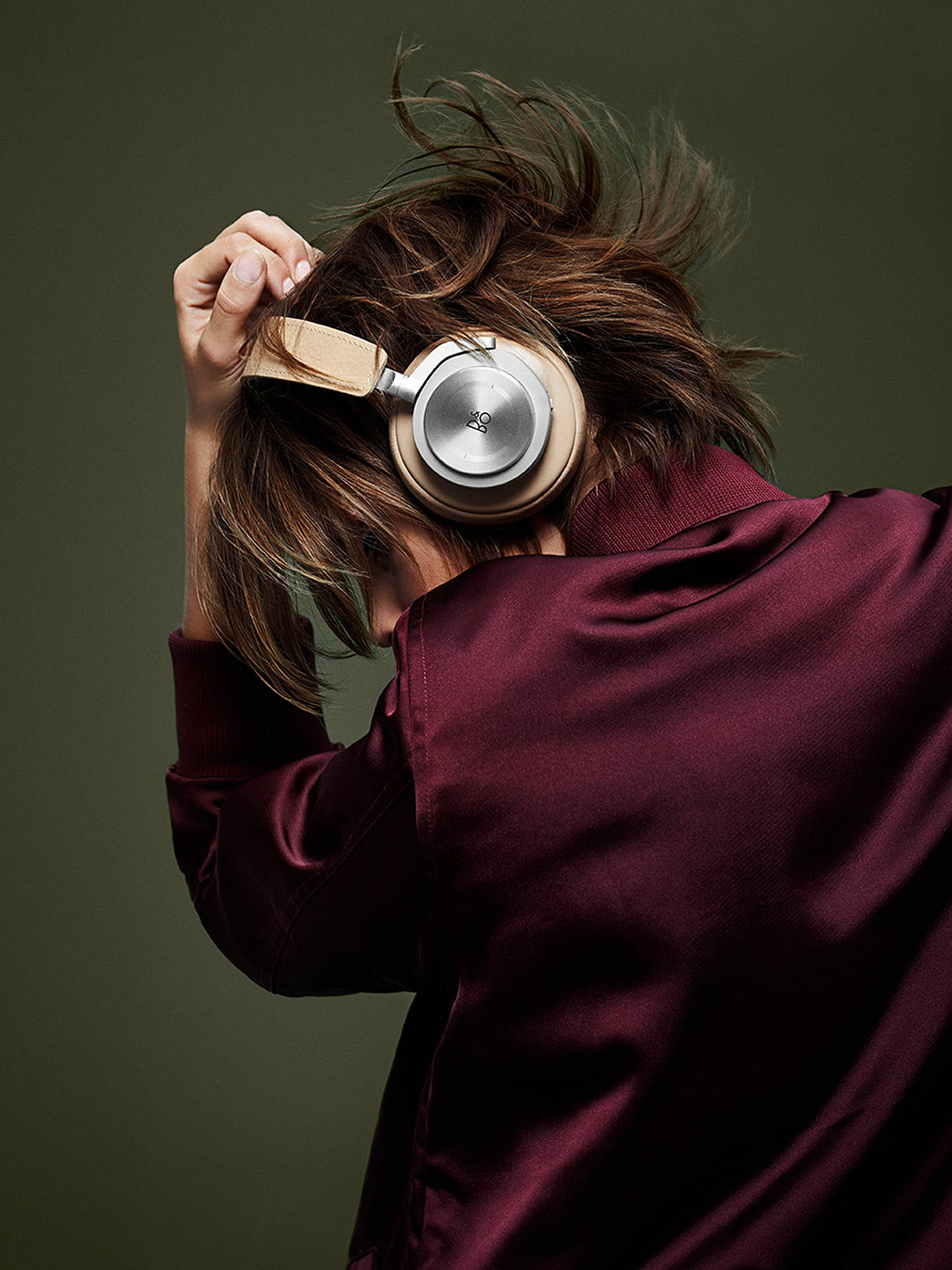 ... BuyB&O PLAY by Bang & Olufsen Beoplay H7 Wireless Bluetooth Over-Ear Headphones with Intuitive