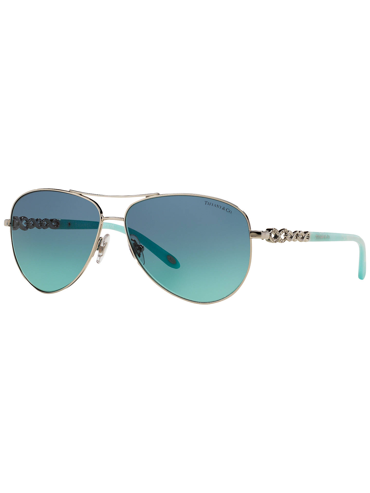 be41da3e395 Buy Tiffany   Co TF3049B Aviator Sunglasses