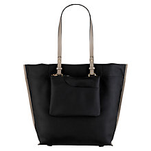 Buy Radley Pocket Essentials Large Tote, Black Online at johnlewis.com