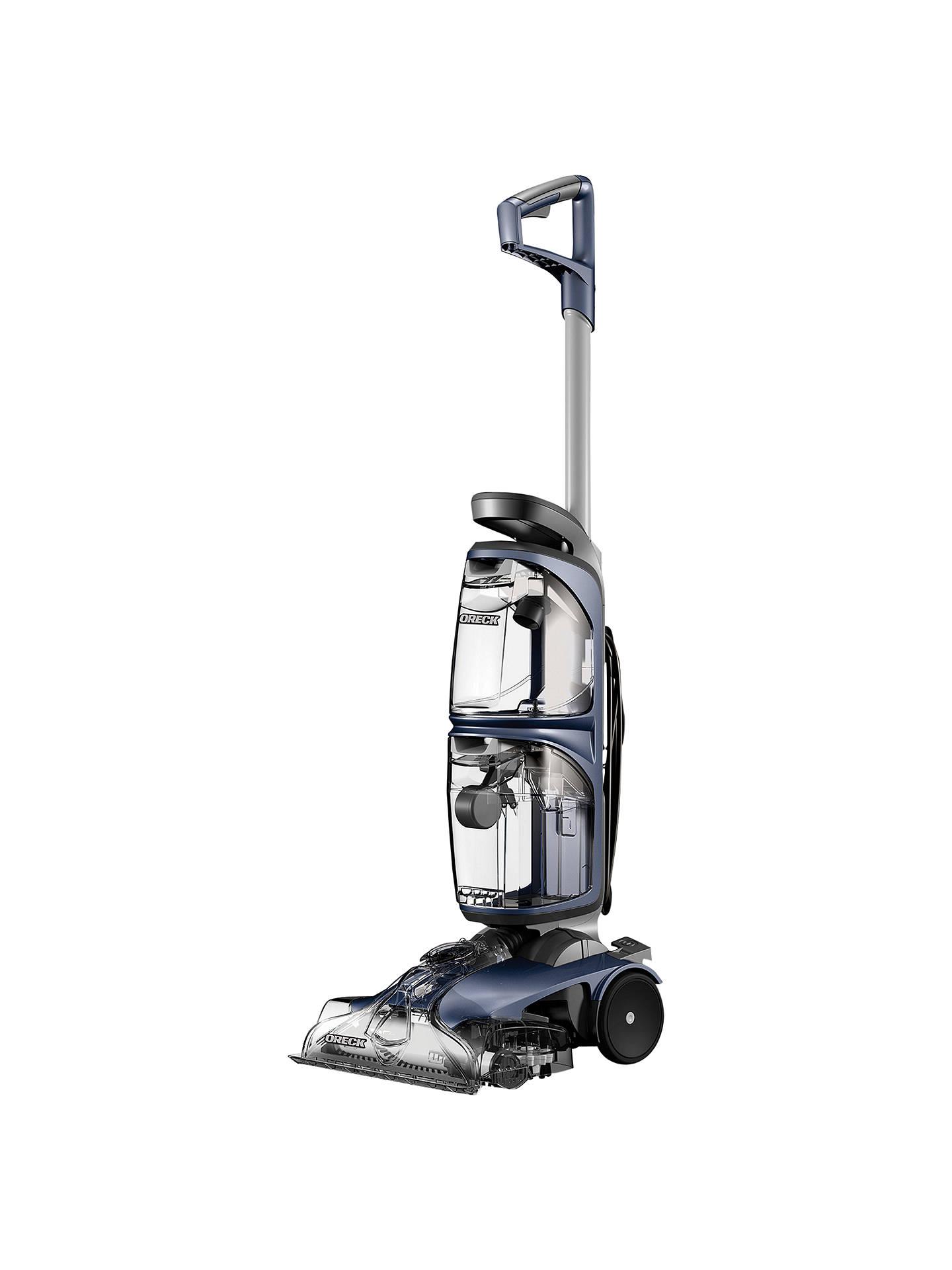 Oreck E85 Platinum Upright Carpet Cleaner At John Lewis