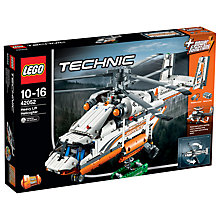 Buy LEGO Technic 42052  2-in-1 Heavy Lift Helicopter Online at johnlewis.com