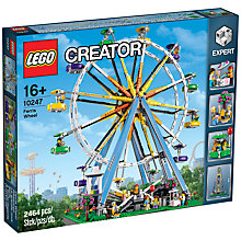 Buy LEGO Creator 10247 Ferris Wheel Online at johnlewis.com